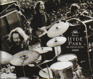 Image result for blind faith live hyde park images