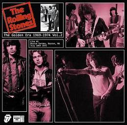 Rolling Stones – The Golden Era 1969-1974 Vol  2 (SODD-094