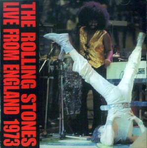 Rolling Stones – Live From England 1973 (Dog N Cat DAC-090