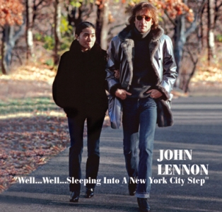 John Lennon Well Well Sleeping In To A New York City Step Godfather Records Gr 484 485 Collectors Music Reviews