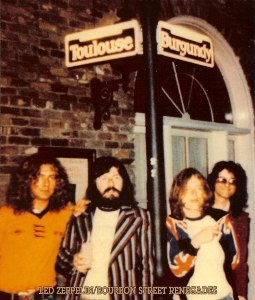 Led Zeppelin – Bourbon Street Renegades (Empress Valley EVSD