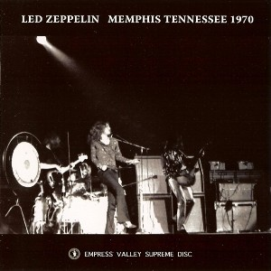 Led Zeppelin – Memphis Tennessee 1970 (Empress Valley EVSD-446/7