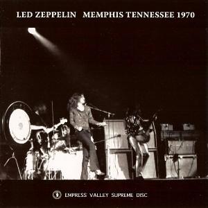 Led Zeppelin – Memphis Tennessee 1970 (Empress Valley EVSD