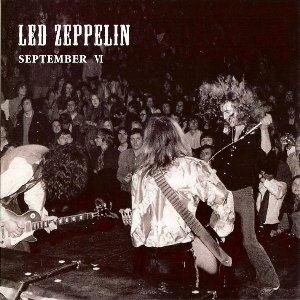 Led Zeppelin – September VI (Empress Valley EVSD-486
