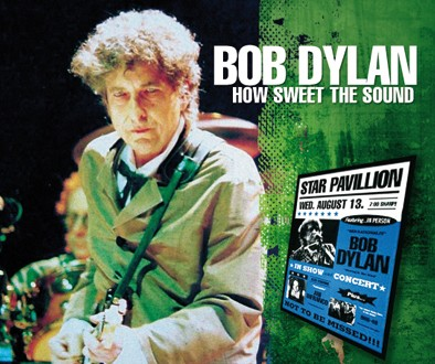 Bob Dylan How Sweet The Sound Godfather Records Gr 569