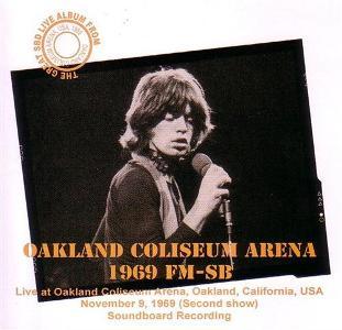Rolling Stones – Oakland Coliseum Arena 1969 FM-SB (SODD-029