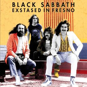 Black Sabbath Exstased In Fresno Godfatherecords G R