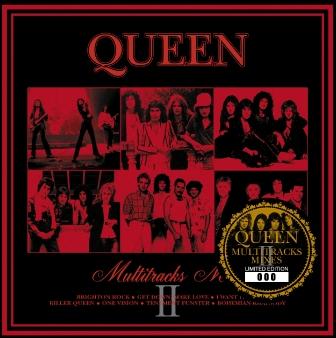 Queen – Multitracks Mixes II (Wardour-091) – Collectors Music Reviews