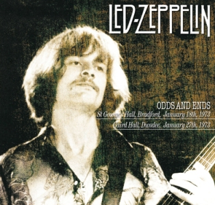 Led Zeppelin – Ascension In The Wane (Godfather GR BOX 13