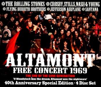 Rolling Stones Altamont Free Festival 1969 Idol Mind