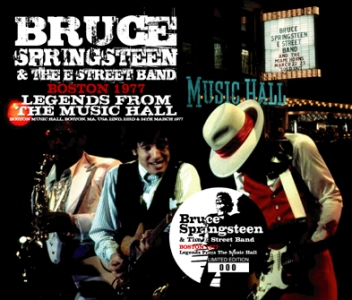 bruce springsteen boston 1977 legends from the music hall no label collectors music reviews. Black Bedroom Furniture Sets. Home Design Ideas