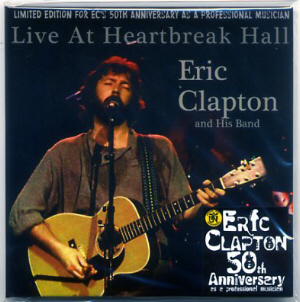Eric Clapton - Live At Heartbreak Hall