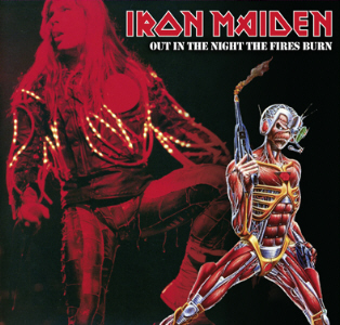 Iron Maiden - Out In The Night 19GrAB