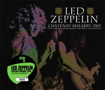 Led Zeppelin - Chatenay-Malabry 1969