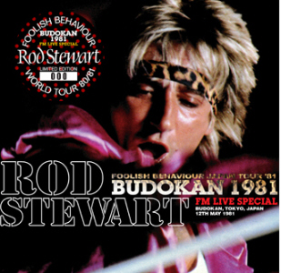 Rod Stewart - Budokan 1981 FM