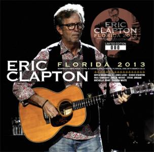Eric Clapton - Florida 2013