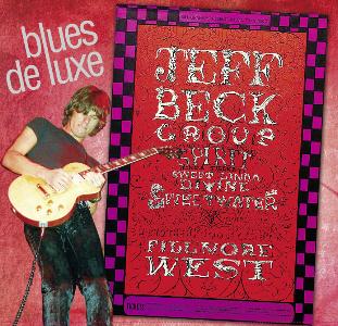 Jeff Beck Group - Blues De Luxe Gr870