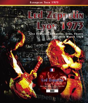 Led Zeppelin - Lyon 1973