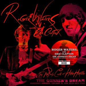 Roger Waters with EC - The Gunner's Dream