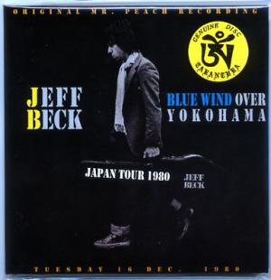 Jeff Beck - Blue Wind Over Yokohama