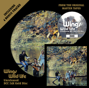 Wings - Wild Life Unreleased DCC