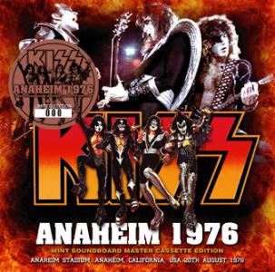 Kiss - Anaheim 1976