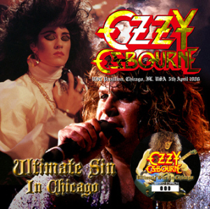 ozzy osbourne ultimate sin in chicago zodiac 025 collectors music reviews. Black Bedroom Furniture Sets. Home Design Ideas