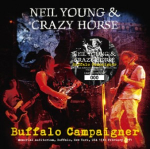 Neil Young & CH - Buffalo Campaigner