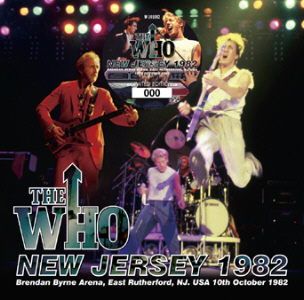 The Who - New Jersey 1982