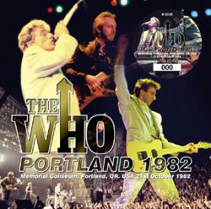 The Who - Portland 1982