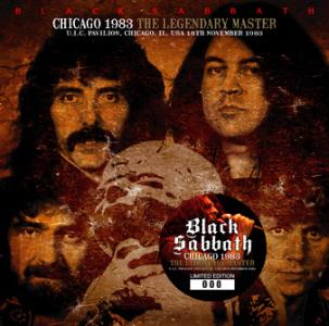 Black Sabbath - Chicago 1983 Legendary Master