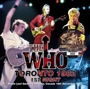 The Who - Toronto 1982 1st Night