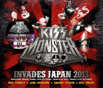 Kiss - Invades Japan 2013