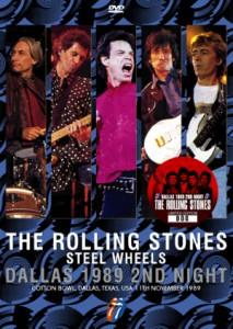 Rolling Stones - Dallas 1989 2nd Night DVD