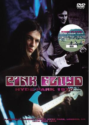 Pink Floyd – Hyde Park 1970