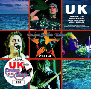UK – Cruise To The Edge 2014