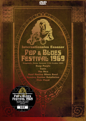 Various Artists – Internationales Essener Pop & Blues Festival 1969