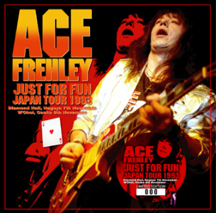 Ace Frehley – Just For Fun Japan Tour 1993