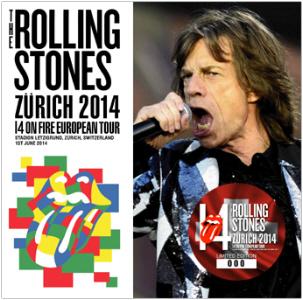 Rolling Stones – Zurich 2014