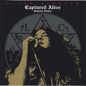 Black Sabbath - Captured Alive Definitive