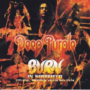 Deep Purple - Burn In Sheffield
