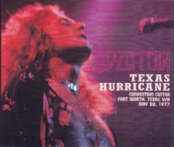 Led Zeppelin – Texas Hurricane