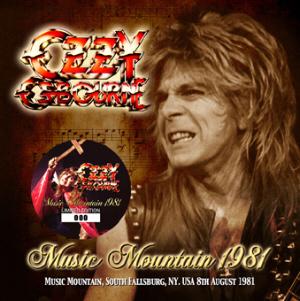 Ozzy Osbourne – Music Mountain 1981