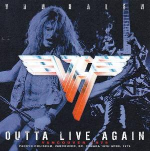 Van Halen - Outta Live Again