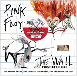 Pink Floyd – The Wall First Ever Live