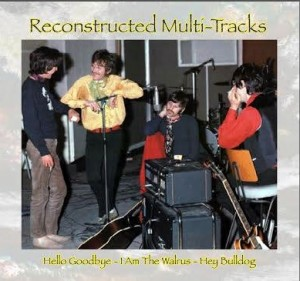 "The Beatles – Reconstructed Multi Tracks"" (Audiofon AF 025"