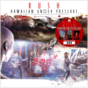 Rush – Hawaiian Under Pressure