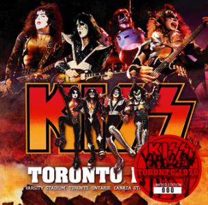 Kiss – Toronto 1976