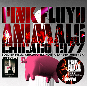 Pink Floyd – Chicago 1977