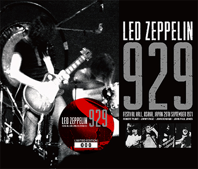 Led Zeppelin – 929 (No Label) – Collectors Music Reviews